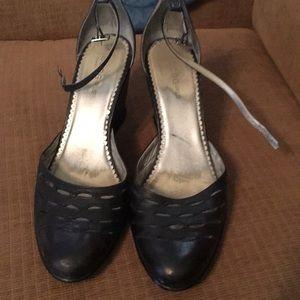 BCBGirls wedge shoe